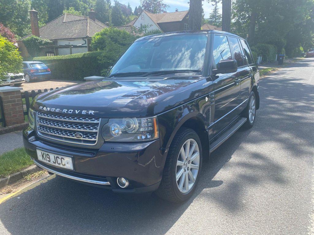 Land Rover Range Rover SUV 5.0 V8 Autobiography 5dr
