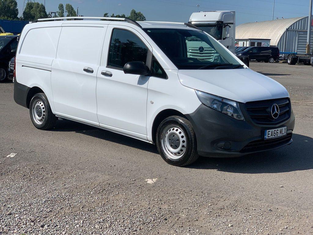 Mercedes-Benz Vito Panel Van 114 CDI AUTOMATIC 7 G EURO 6 BLUETEC LWB