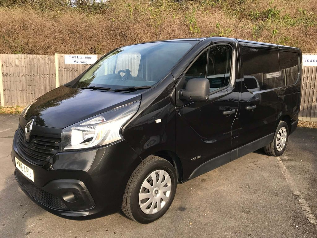 Renault Trafic Panel Van 1.6 dCi 27 Business+ L1H1 5dr