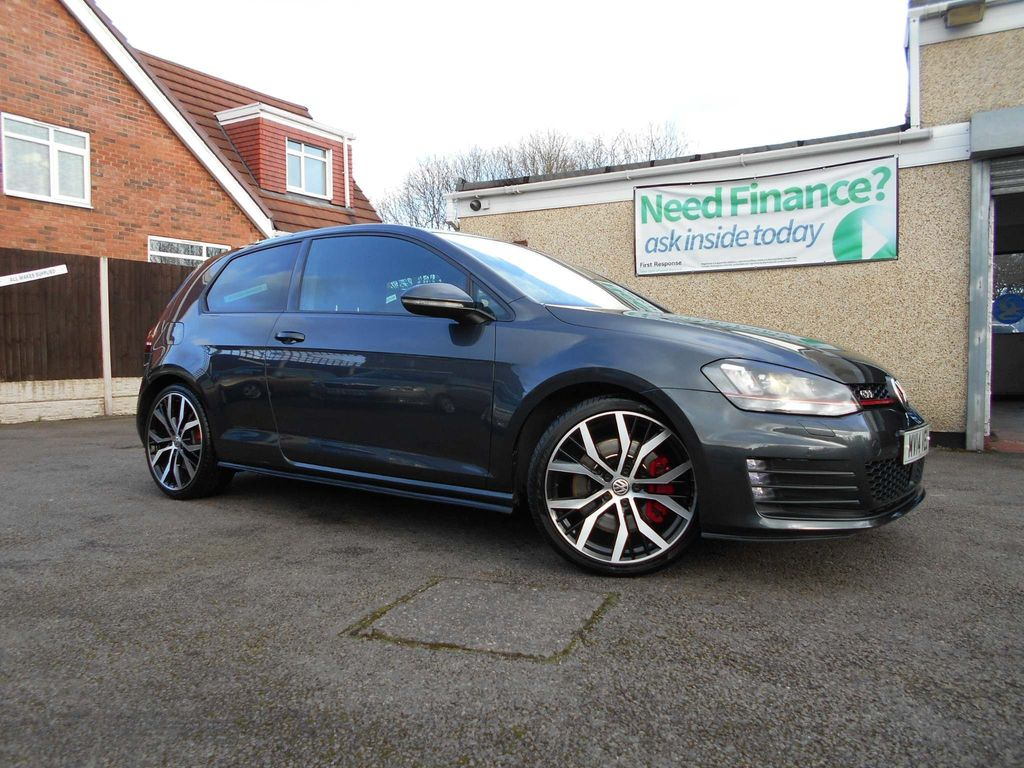 Volkswagen Golf Hatchback 2.0 TSI BlueMotion Tech GTI (Performance pack) DSG (s/s) 3dr