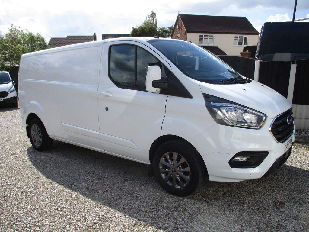 Ford Transit Custom Panel Van 2.0 300 EcoBlue Limited Auto L2 H1 EU6 (s/s) 5dr