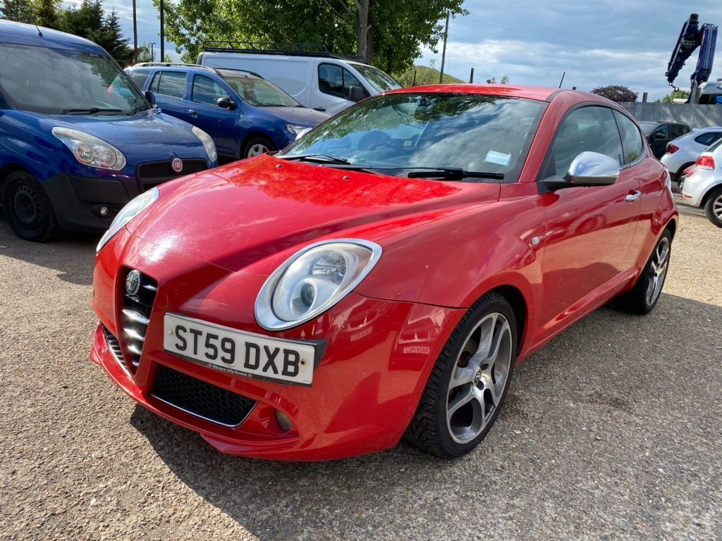 Used Alfa Romeo Mito Hatchback 1 4 16v Veloce 3dr In Northolt Borough Of Ealing Red Tag Motors