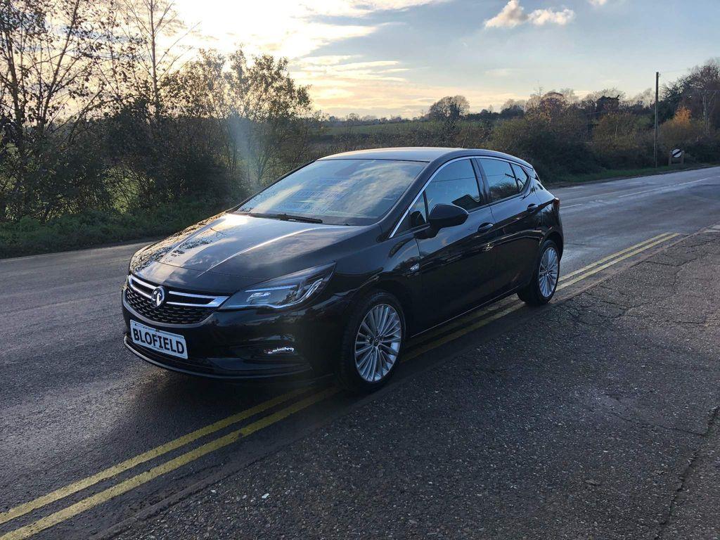 Vauxhall Astra Hatchback 1.4i Turbo Elite Auto (s/s) 5dr