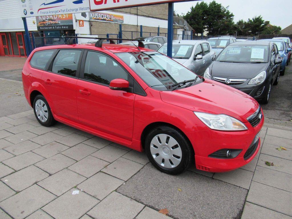 Ford Focus Estate 1.6 TDCi ECOnetic 5dr