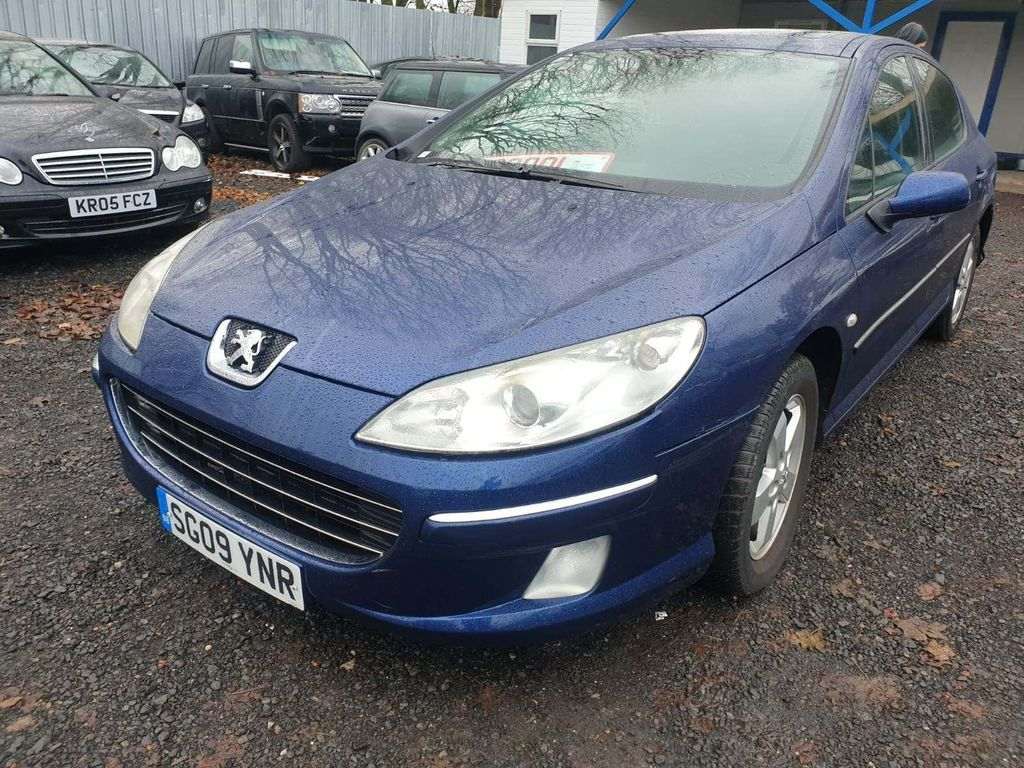 Peugeot 407 Saloon 1.6 HDi FAP S 4dr