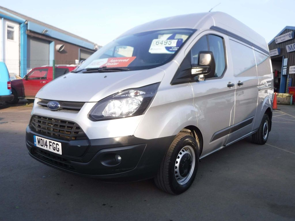Ford Transit Custom Panel Van 2.2TDCI 310 ECOnetic L2 H2 Panel Van