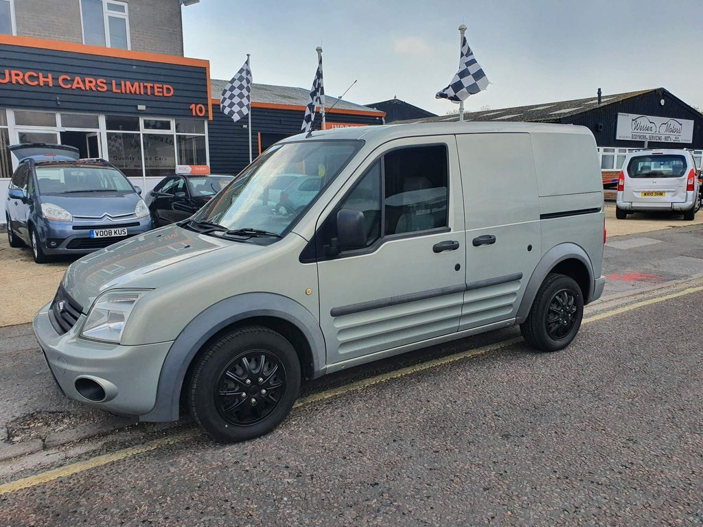 Ford Transit Connect Panel Van 1.8 TDCi T220 Trend Panel Van SWB 4dr