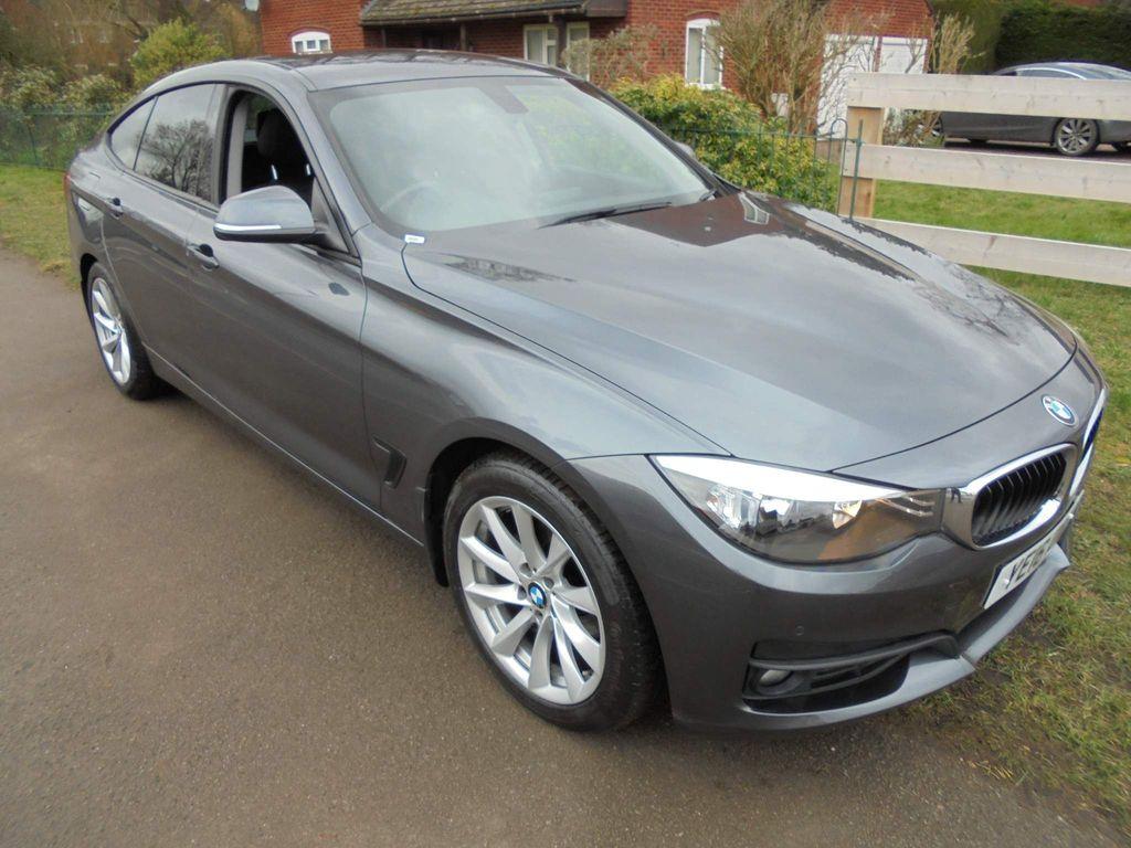 BMW 3 Series Gran Turismo Hatchback 2.0 318d SE GT Auto (s/s) 5dr
