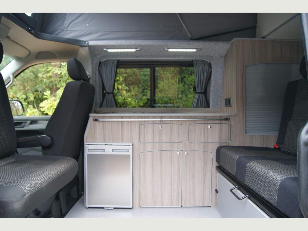 Volkswagen Transporter Campervan T6.1 110PS SWB 5 Seat 4 Berth Campervan