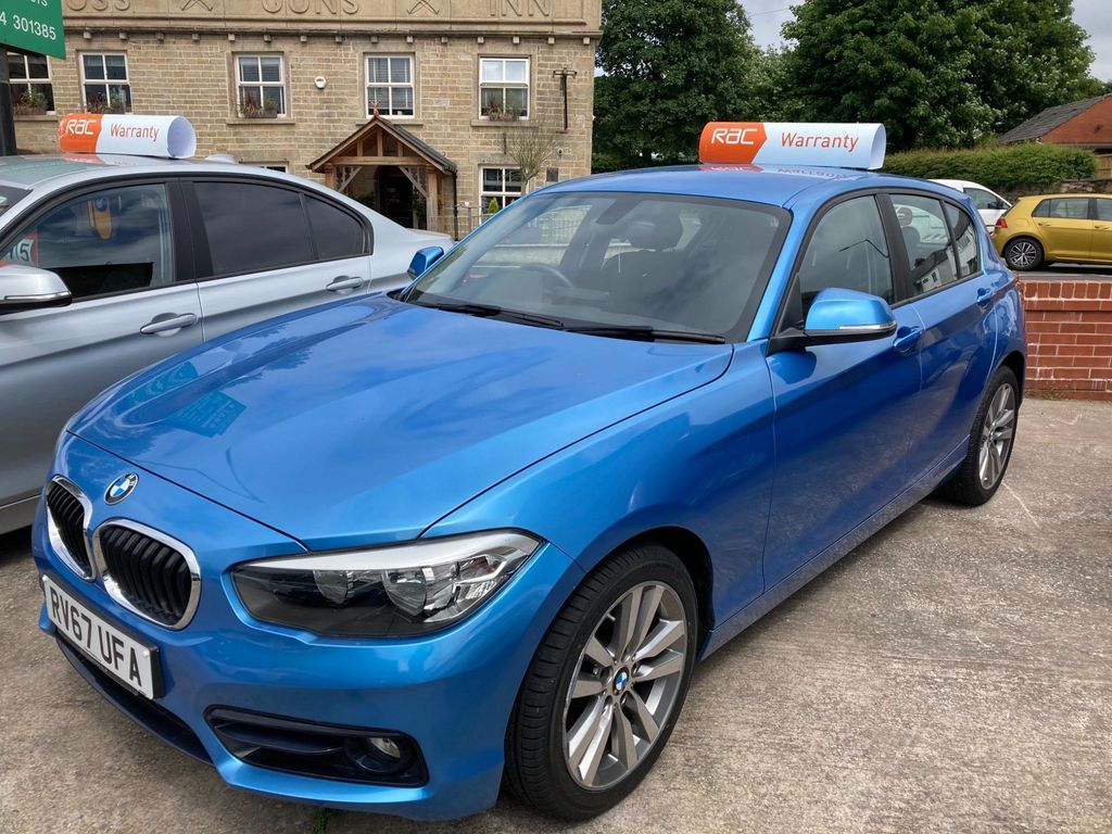 BMW 1 Series Hatchback 1.5 116d Sport Sports Hatch (s/s) 5dr