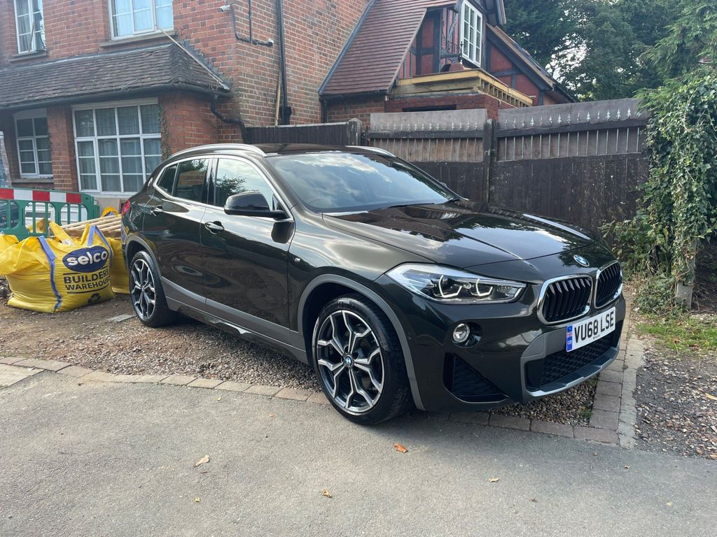 BMW X2 SUV 2.0 20i M Sport X DCT sDrive (s/s) 5dr