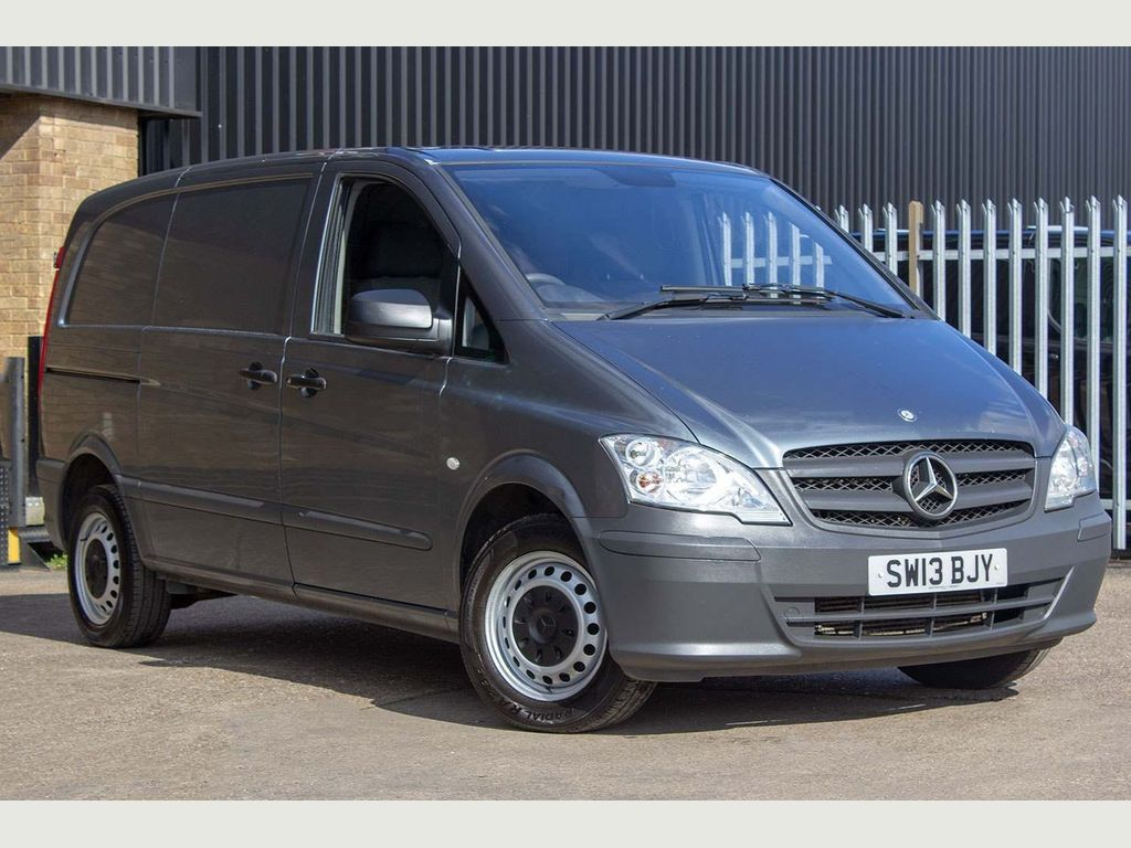 Mercedes-Benz Vito Panel Van 2.1 113CDI Compact Panel Van 5dr (EU5)
