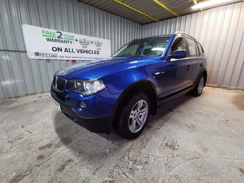 BMW X3 SUV 2.0d SE Auto 4WD 5dr