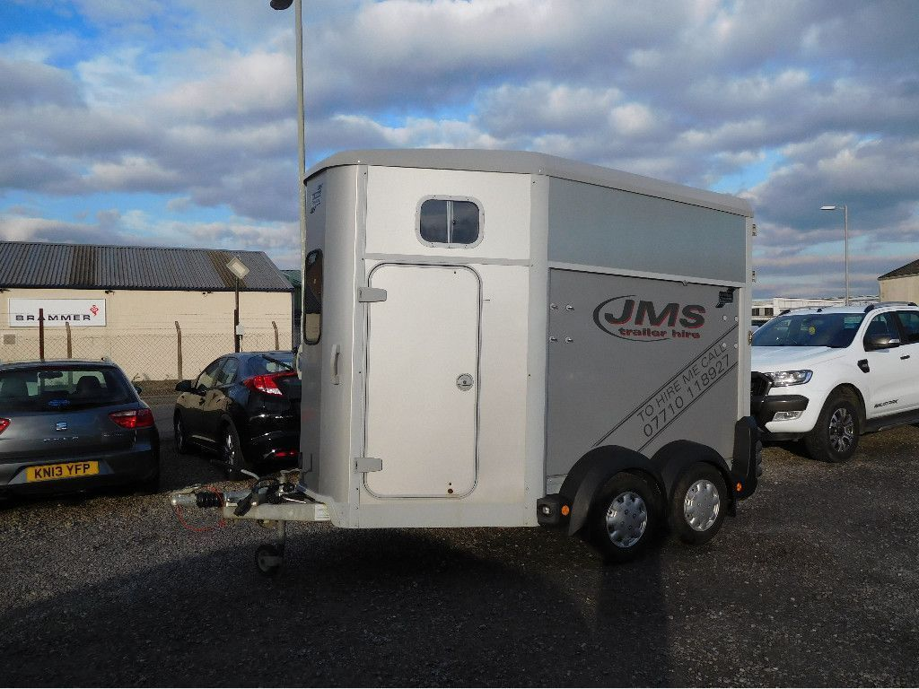 Ifor Williams HB506 Unlisted horse box trailer
