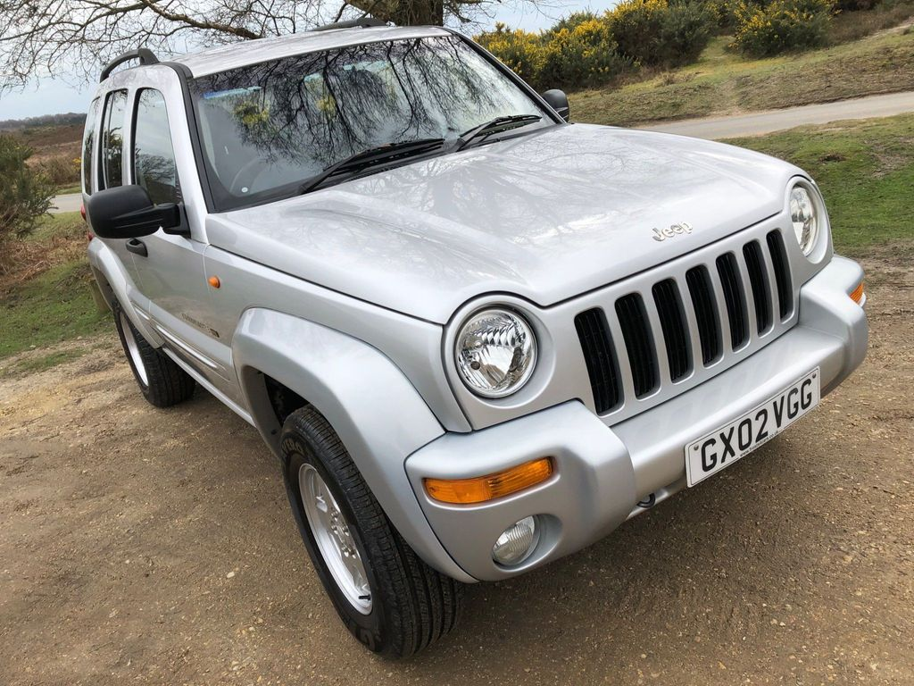 Jeep Cherokee SUV 2.5 TD Limited 4x4 5dr