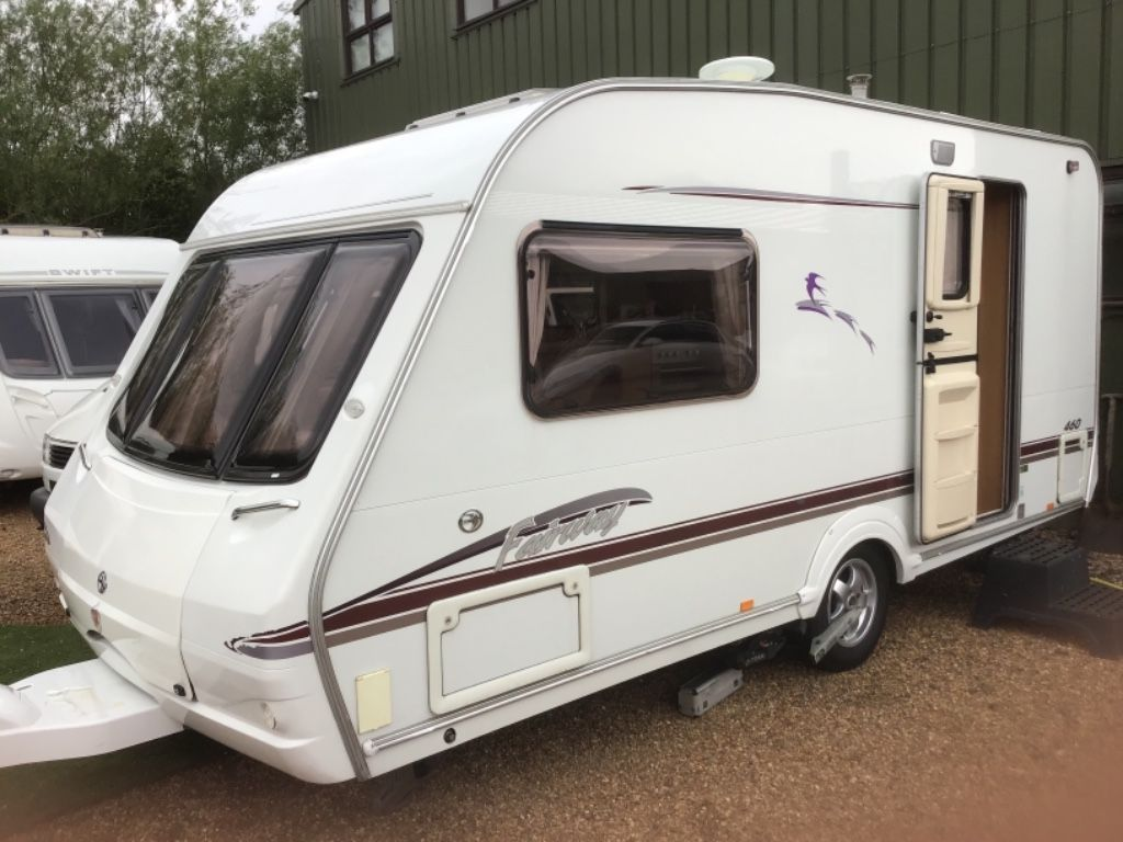 Swift Fairway Tourer