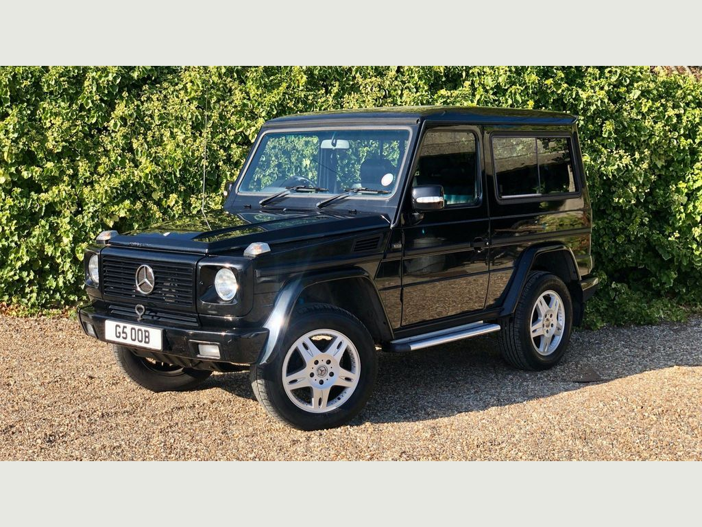 Mercedes-Benz G Class SUV 3.0 GE300 GES 3dr