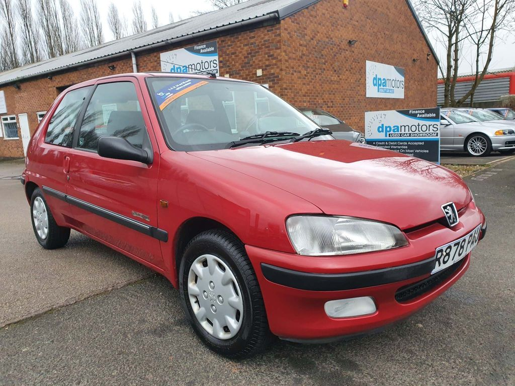 Peugeot 106 Hatchback 1.1 XL Independence Limited Edition 3dr