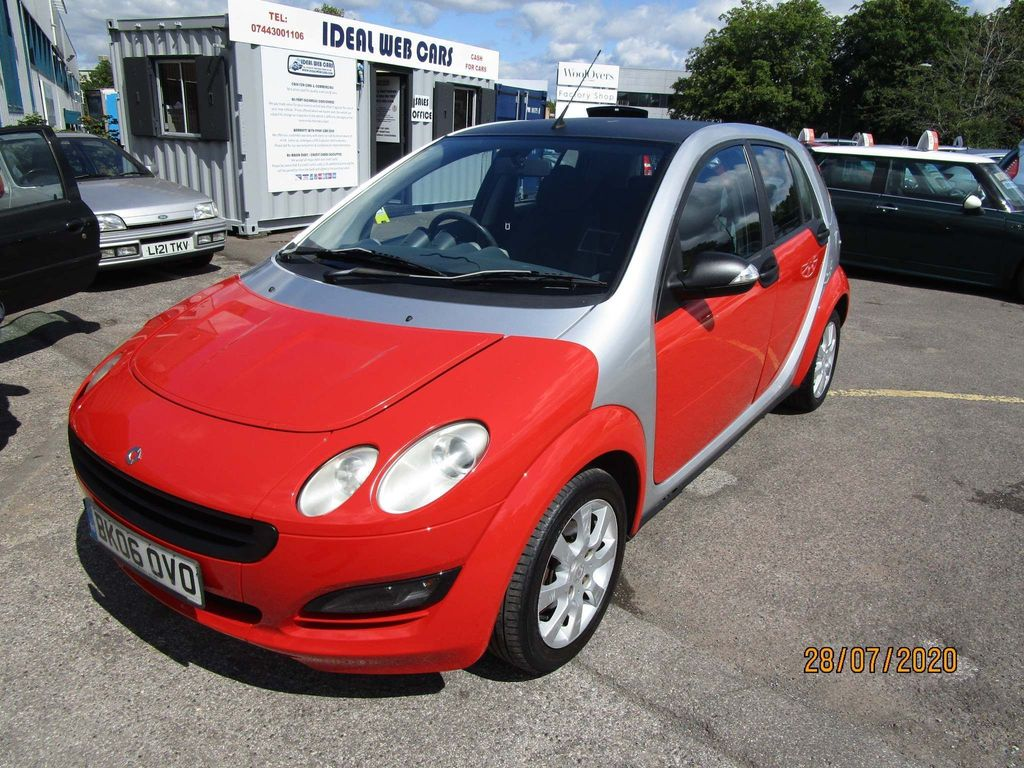 Smart forfour Hatchback 1.1 Purestyle 5dr