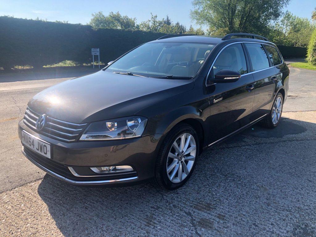 Volkswagen Passat Estate 2.0 TDI BlueMotion Tech Executive (s/s) 5dr