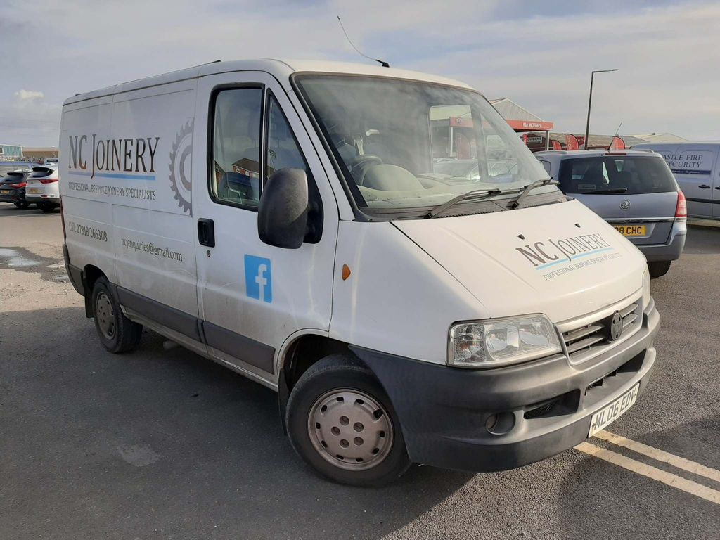 Fiat Ducato Panel Van 2.0 JTD 11 DYNAMIC Panel Van 4dr (SWB)