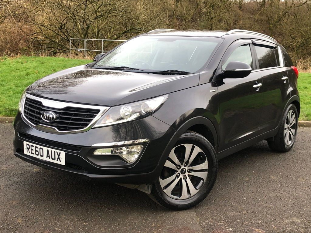 Used Kia Sportage Suv 2 0 First Edition Awd 5dr In Bolton