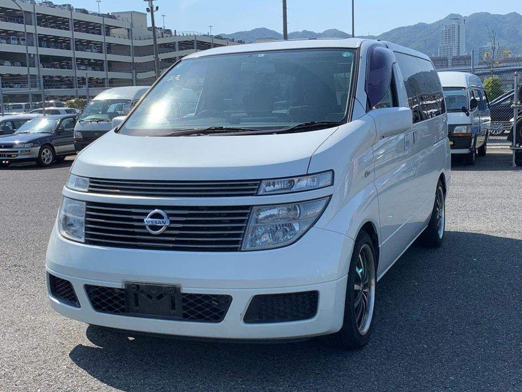 Nissan Elgrand MPV VG Petrol Auto Low Miles