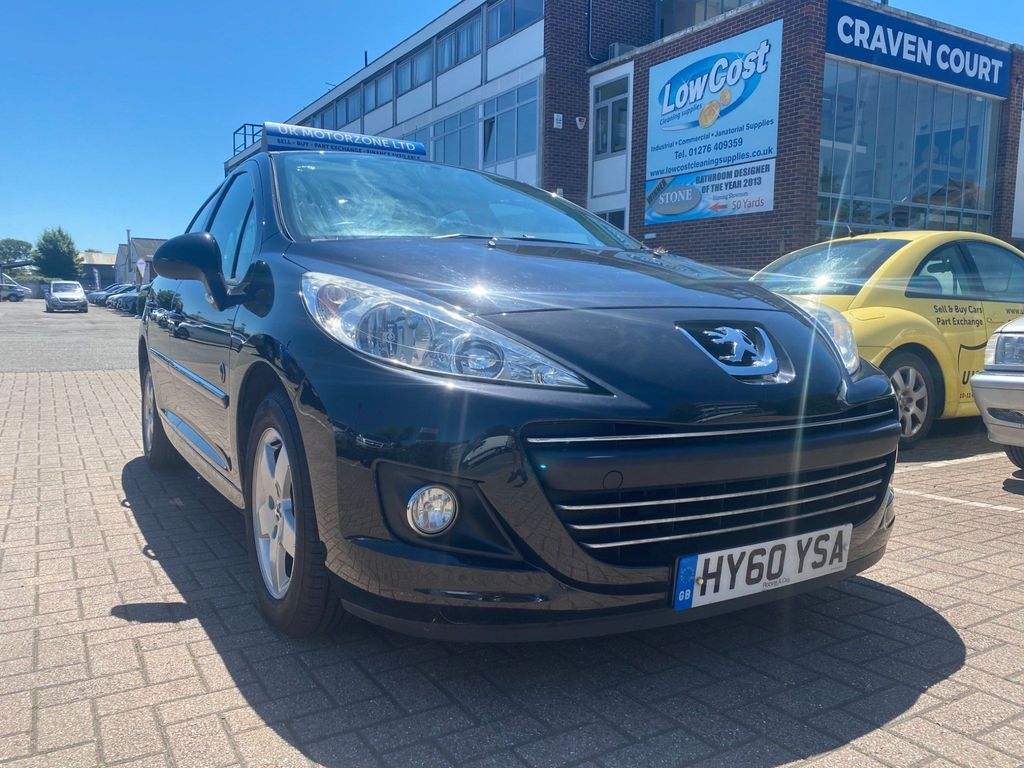 Peugeot 207 Hatchback 1.4 VTi Envy 5dr