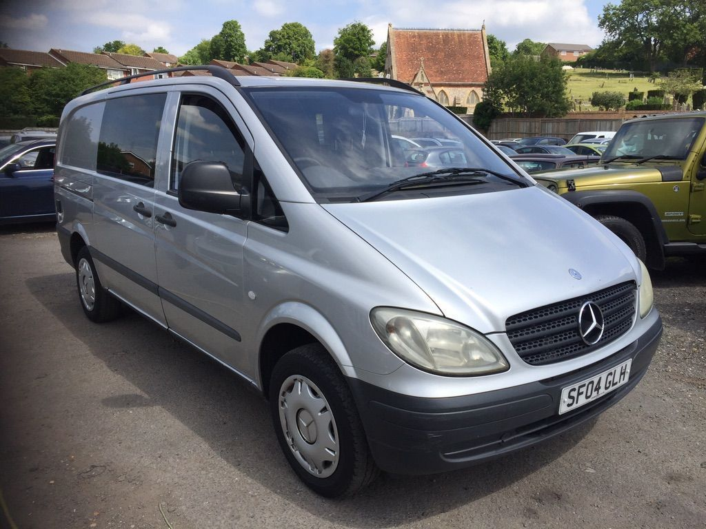 Mercedes-Benz Vito Other 2.1 109CDI Long Panel Van 5dr