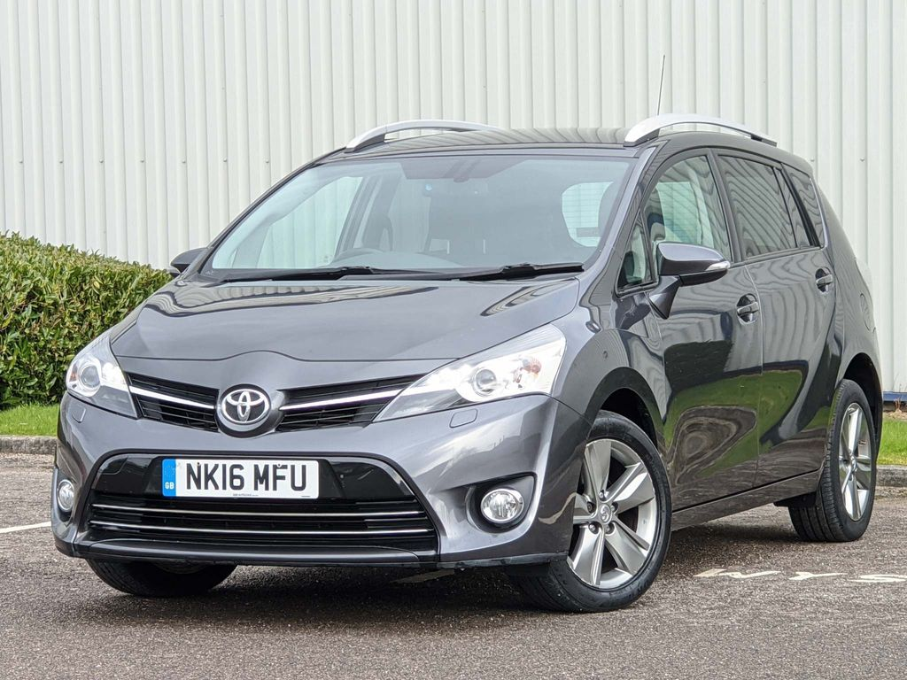 Toyota Verso MPV 1.6 D-4D Excel (s/s) 5dr