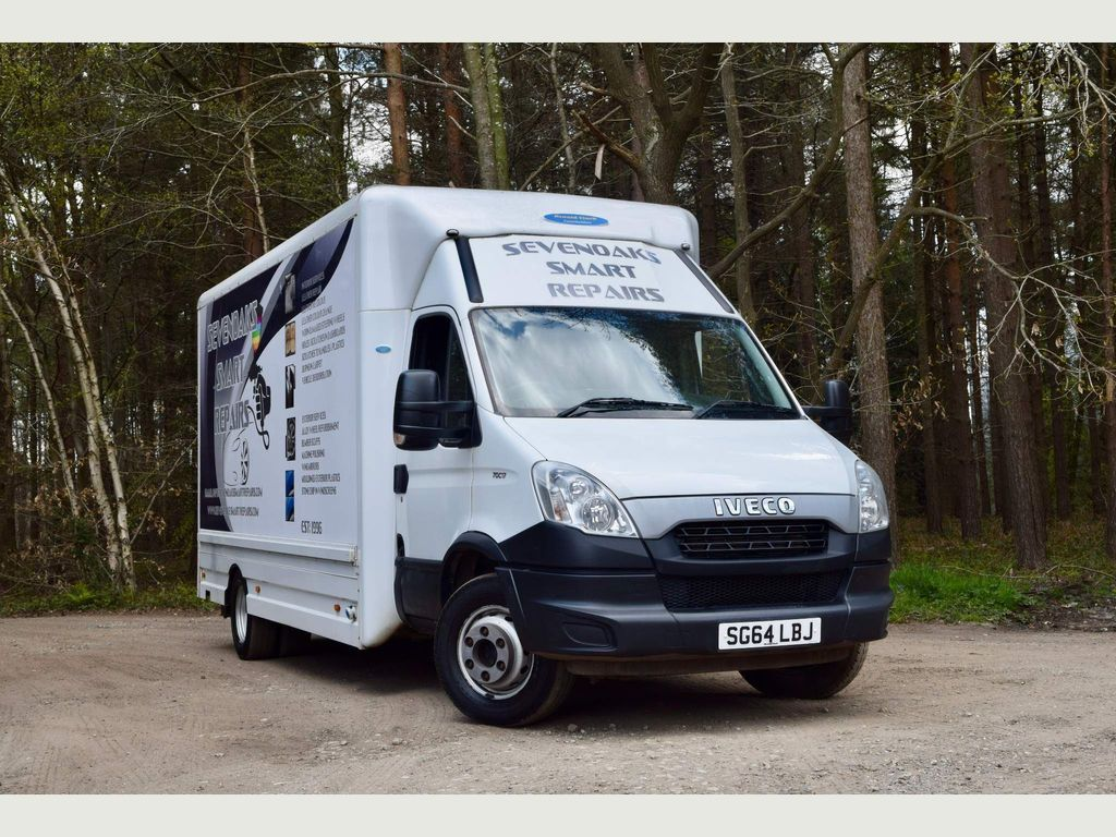 Iveco Daily Box Van Iveco Daily 70C17