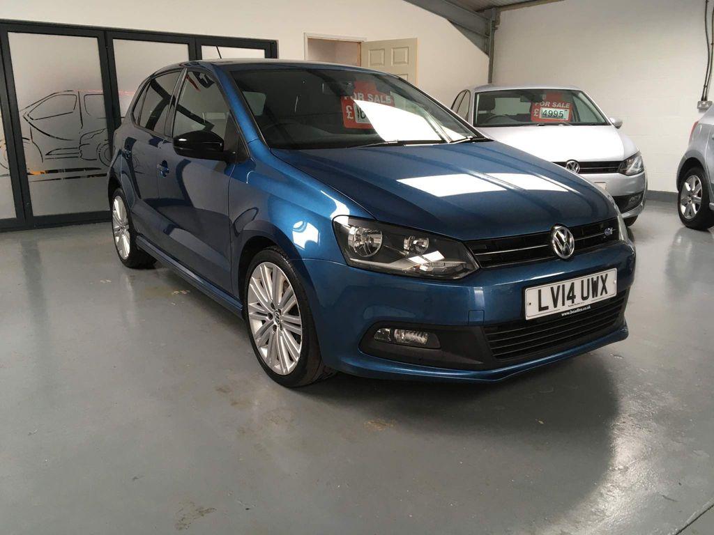 Volkswagen Polo Hatchback 1.4 ACT BlueGT 5dr
