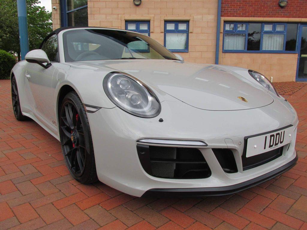 Porsche 911 Convertible 3.0T 991 Carrera GTS PDK (s/s) 2dr