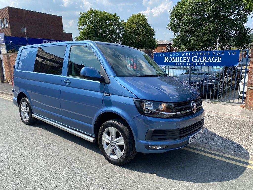 Volkswagen Transporter Panel Van 2.0 TDI T30 BlueMotion Tech Highline DSG FWD SWB EU5 (s/s) 5dr