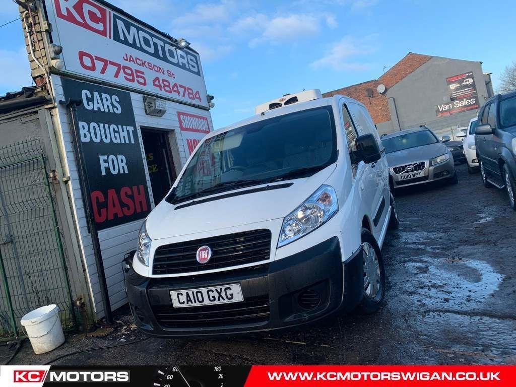 Fiat Scudo Panel Van 1.6 JTD Multijet L1H1 Business Panel Van 5dr