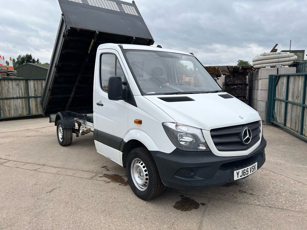 Mercedes-Benz Sprinter Tipper 2.1 CDI 313 Chassis Cab 2dr SWB