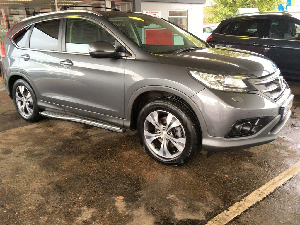 Honda CR-V SUV 2.2 i-DTEC EX 4x4 5dr