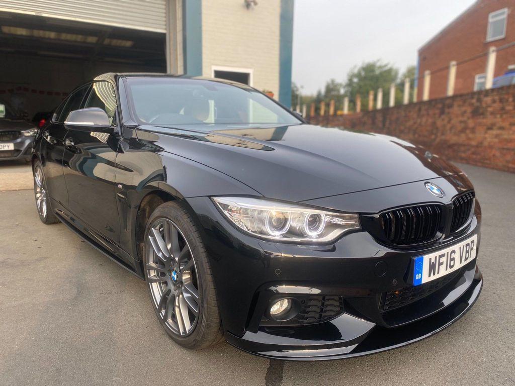 BMW 4 Series Gran Coupe Saloon 2.0 420i M Sport Gran Coupe xDrive 5dr
