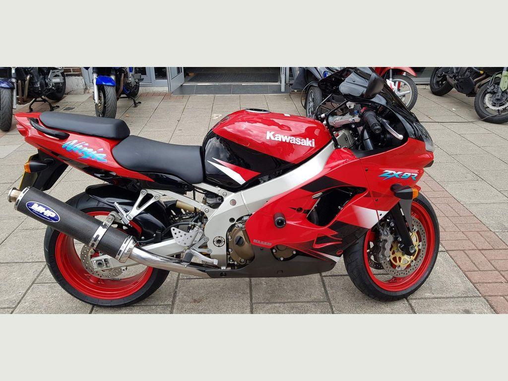 Kawasaki ZX-9R Super Sports 900