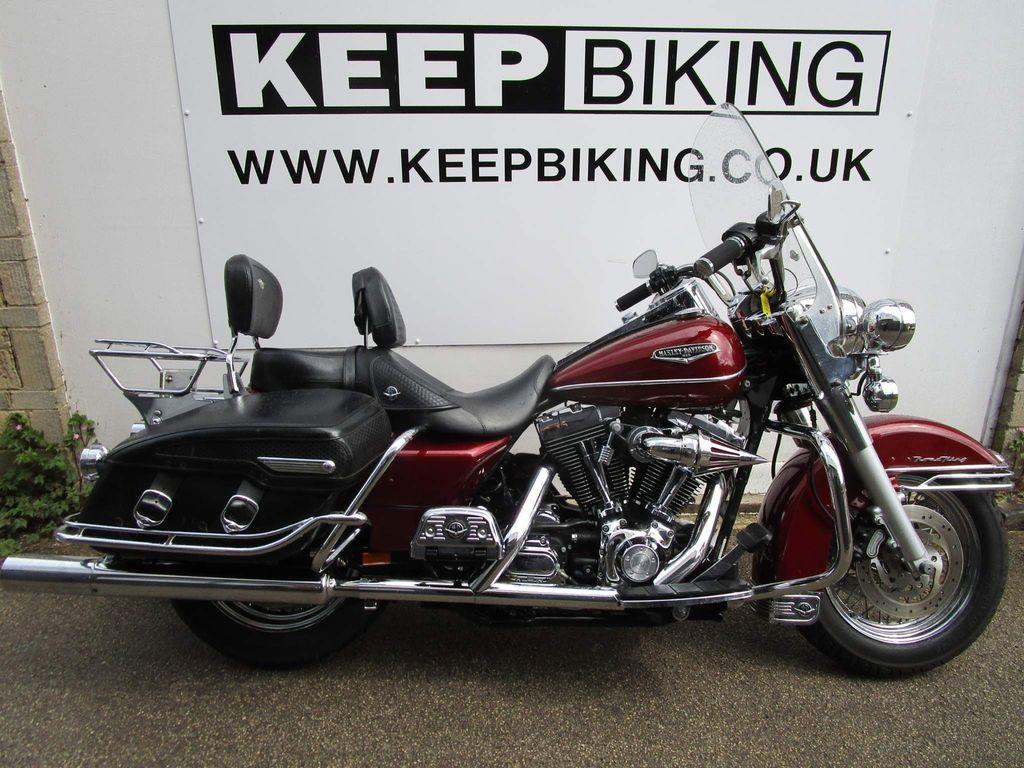 Harley-Davidson Touring Tourer 1450 FLHRCI Road King Classic