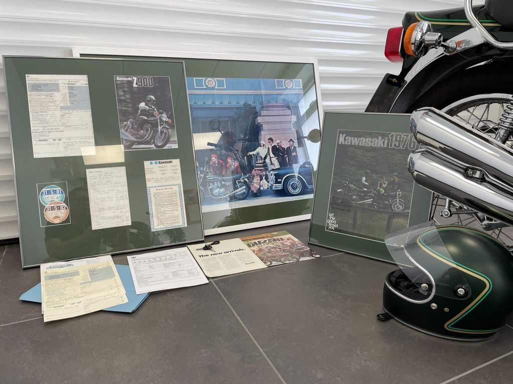 Kawasaki Z900 Classic
