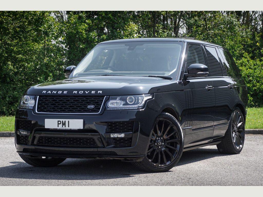 Land Rover Range Rover SUV 5.0 V8 Autobiography Auto 4WD (s/s) 5dr