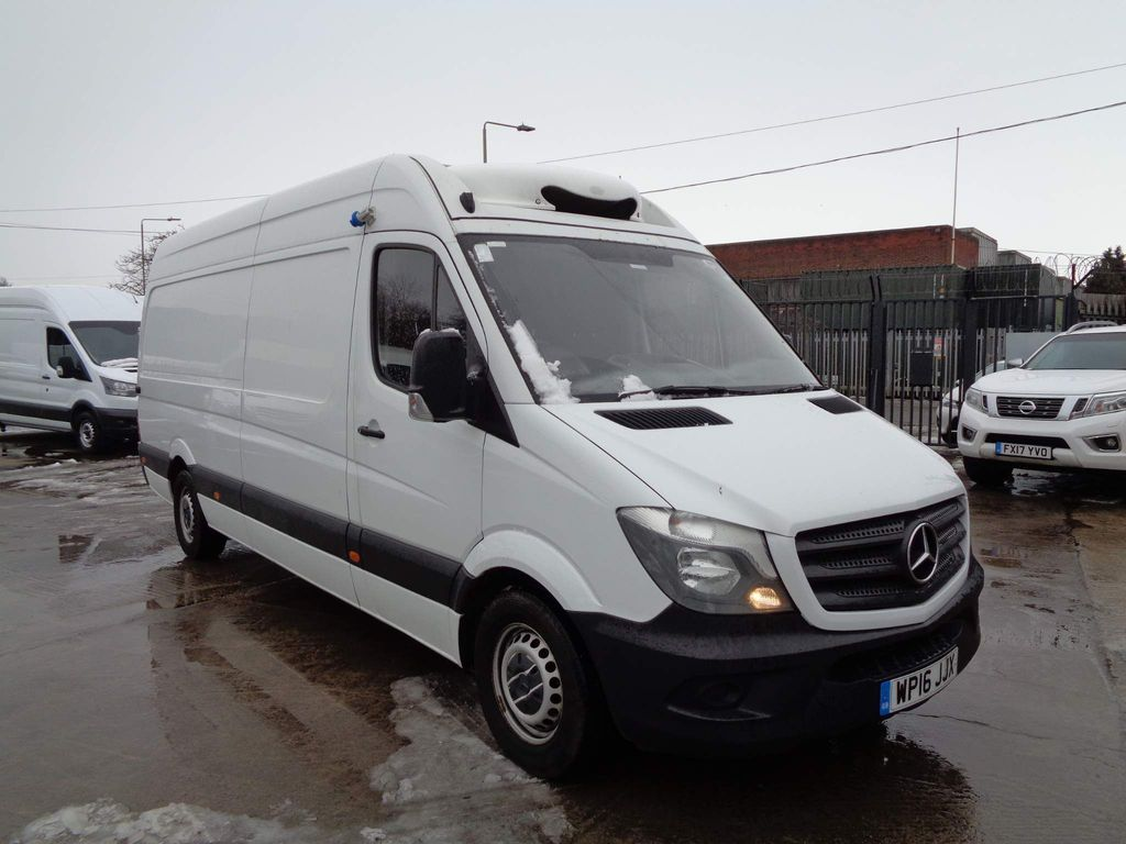 Mercedes-Benz Sprinter Temperature Controlled 2.1 CDI 313 Refrigerated Van 2dr MWB