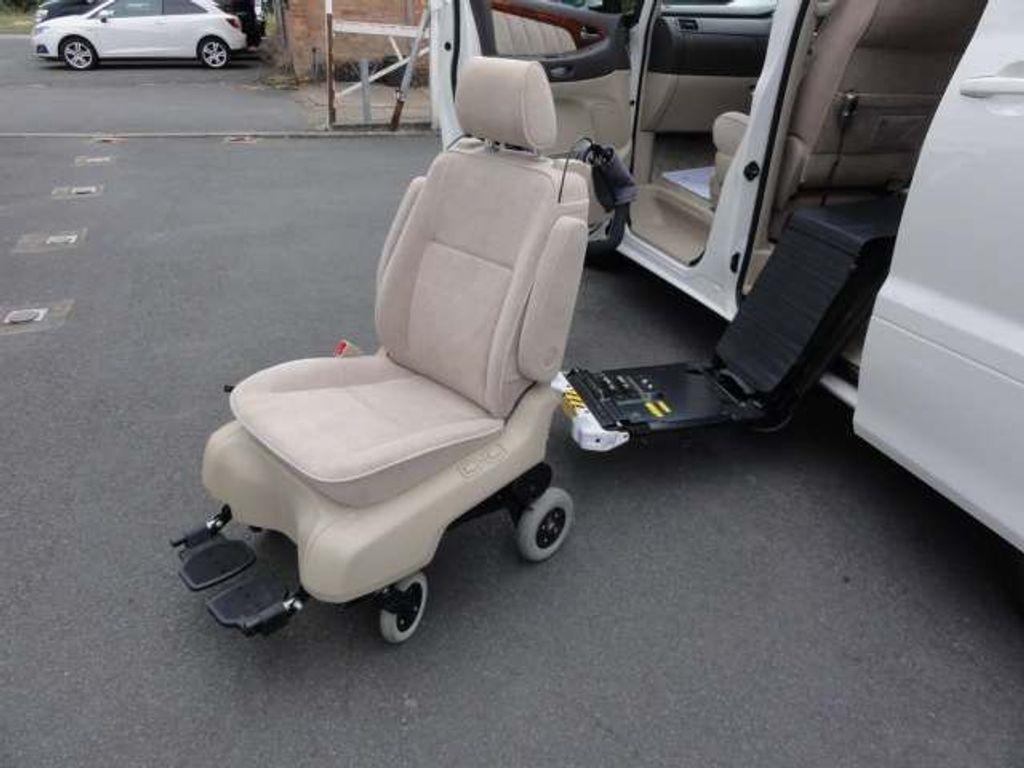 Toyota Alphard MPV WELCAB WHEELCHAIR SEAT