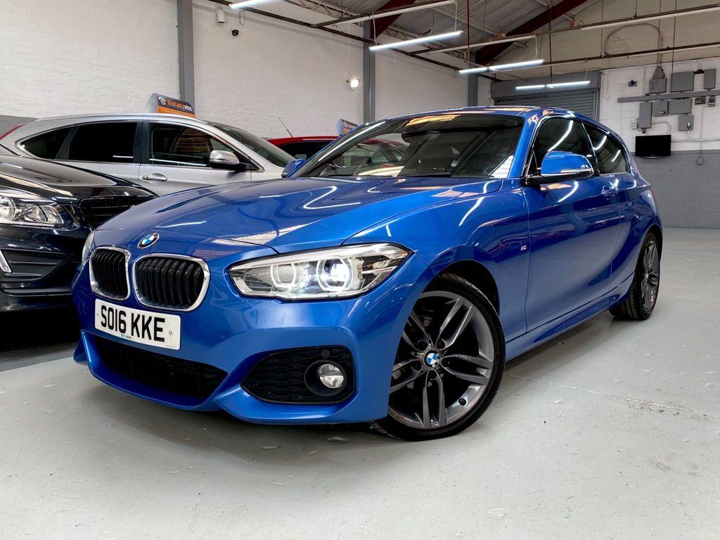 BMW 1 Series Hatchback 1.5 116d M Sport (s/s) 3dr