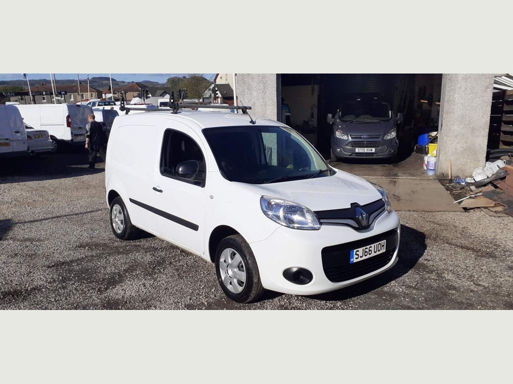 Renault Kangoo Panel Van 1.5 dCi ENERGY ML19 Business+ L2 H1 EU5 (s/s) 5dr