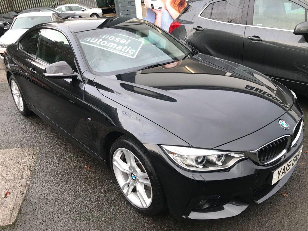 BMW 4 Series Coupe 3.0 430d M Sport Auto xDrive 2dr