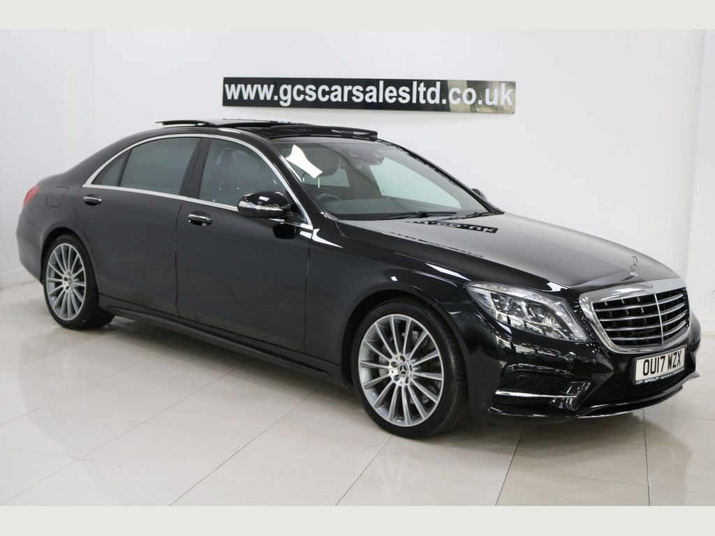 Mercedes-Benz S Class Saloon 3.0 S350L d AMG Line (Executive Premium) 9G-Tronic Plus (s/s) 4dr
