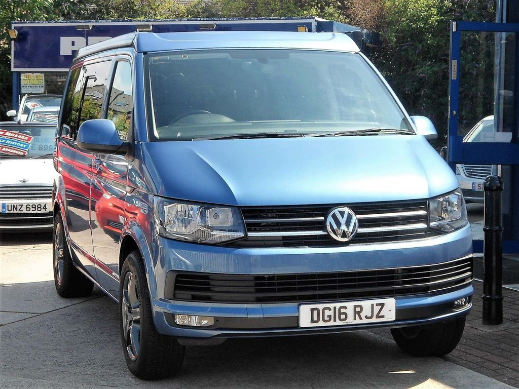 Volkswagen Transporter Panel Van 2.0 TDI T28 BlueMotion Tech Highline FWD SWB Medium Roof EU5 (s/s) 5dr