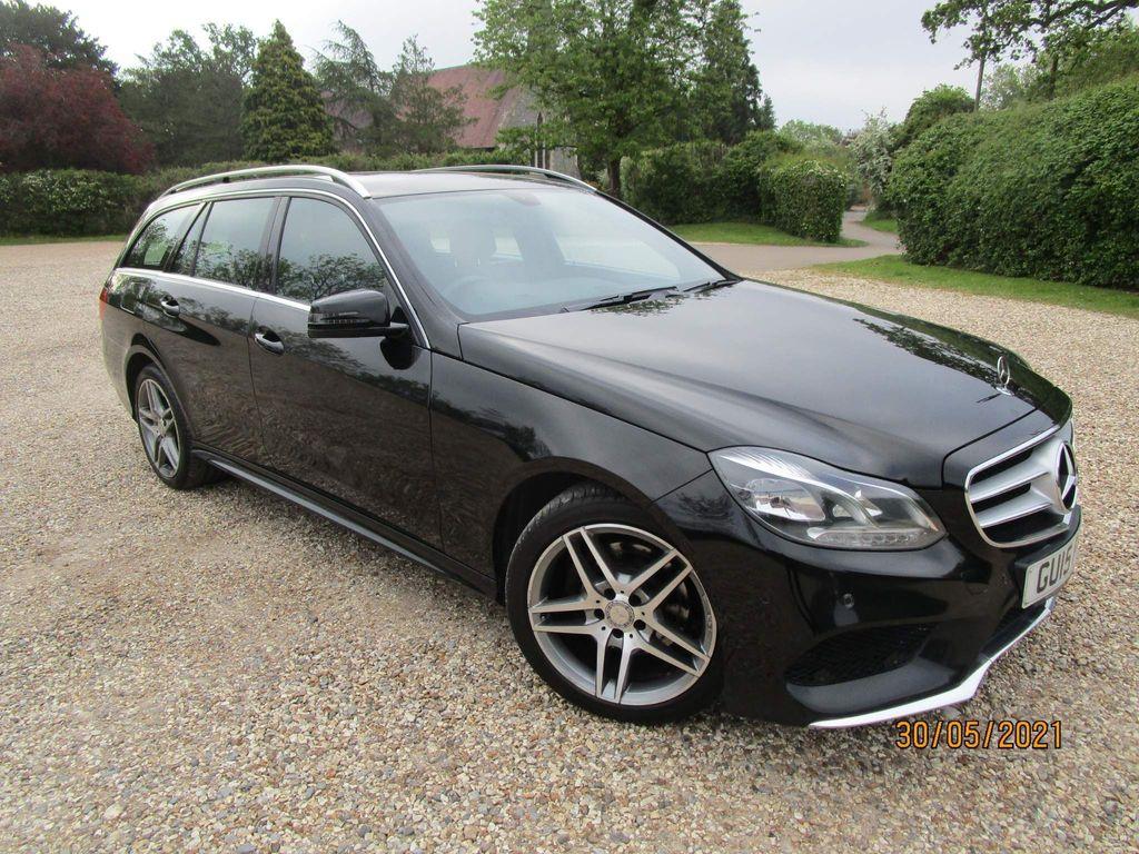 Mercedes-Benz E Class Estate 2.1 E220 CDI BlueTEC AMG Line 7G-Tronic Plus 5dr